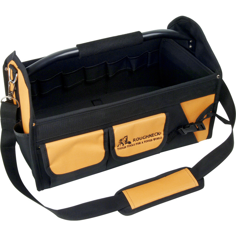 Roughneck Collapsible Tote Tool Bag