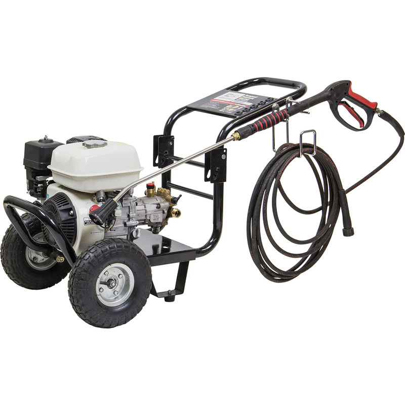 SIP 7hp Honda 660/165 Pressure Washer