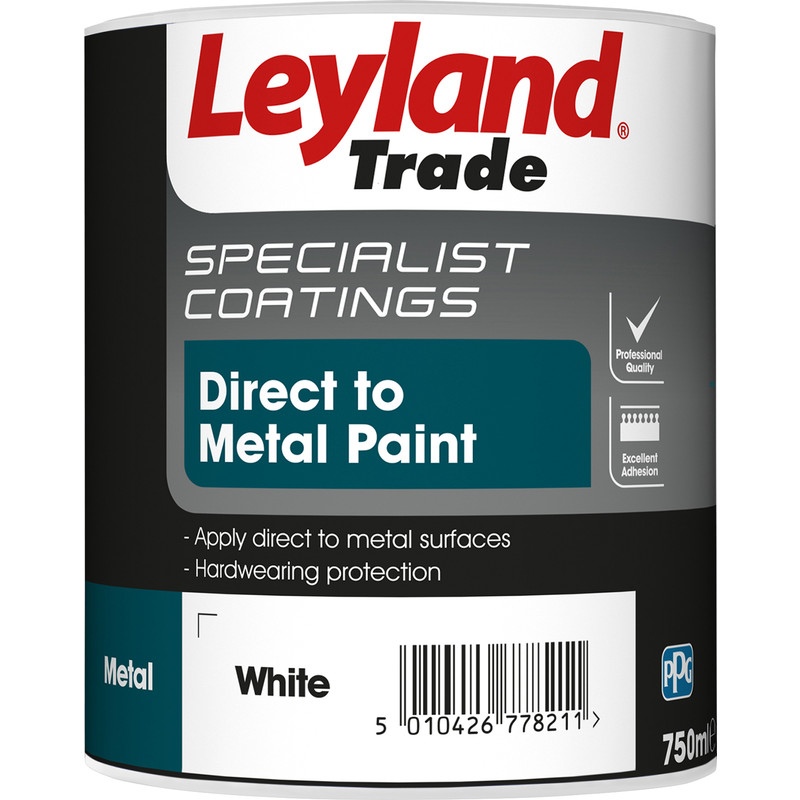 Leyland Trade Direct to Metal Paint 750ml