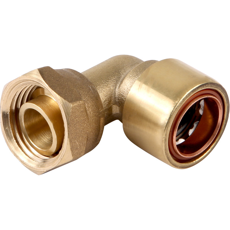 Conex Cuprofit Bent Tap Connector