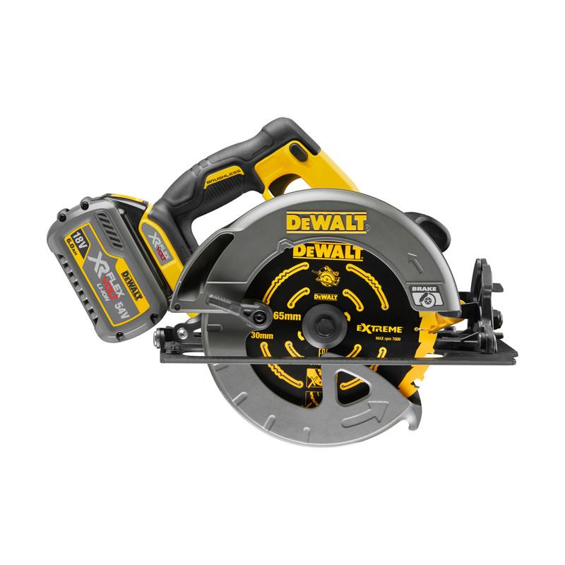 DeWalt DCS575 54V XR FlexVolt 190mm Circ Saw