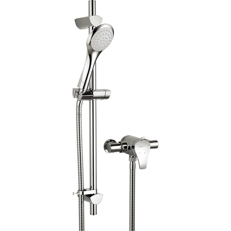 Bristan Capri Sequential Mixer Shower Valve & Kit