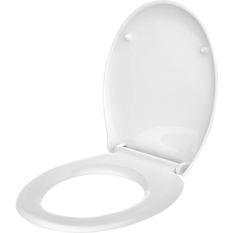 Thermoplastic Soft Close Toilet Seat