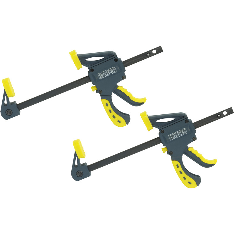 Babco Ratcheting Bar Clamps