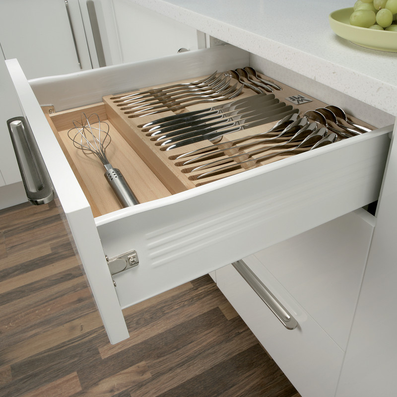 Hafele Metal Drawer System