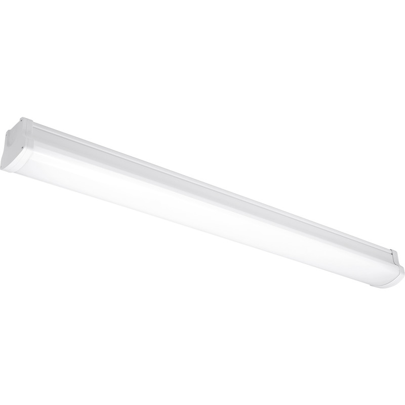 Enlite UniPac LED Anti-Corrosive IP65 Polycarbonate Batten Fitting