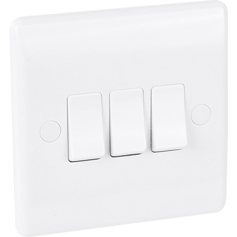 BG 10A Low Profile Switch