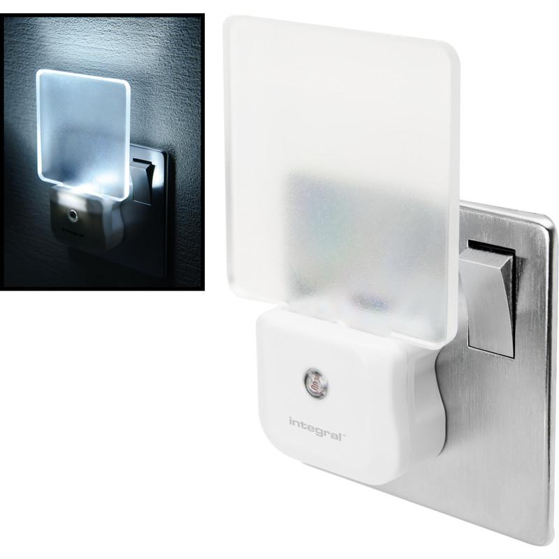 Integral LED Plug In Nightlight