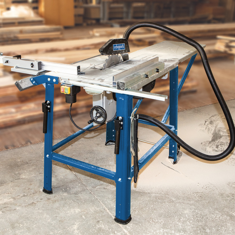 Scheppach HS120 2200W Brushless 315mm Table Saw with Sliding Mitre Table