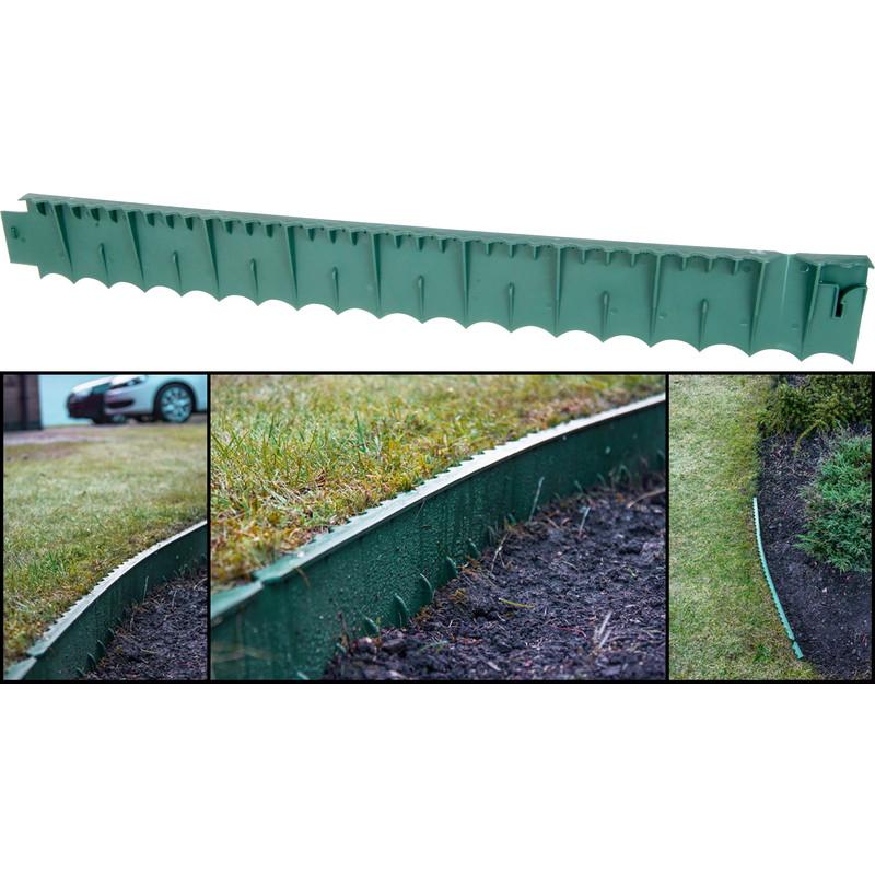 Plastic Lawn Edge