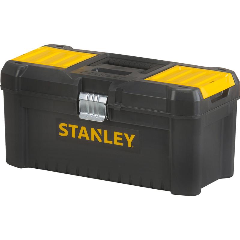 Stanley Essential Toolbox Metal Latch