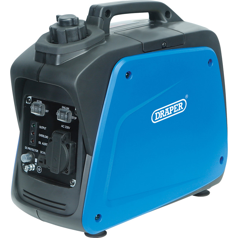 Draper 700W Close Case Inverter Generator