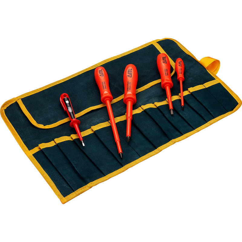 ITL Insulated Screwdriver Kit