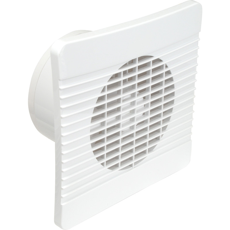 Airvent 150mm Low Profile Extractor Fan