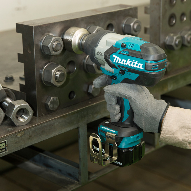 Makita 18V LXT Brushless Impact Wrench