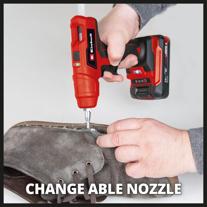 Einhell 18V Cordless Glue Gun