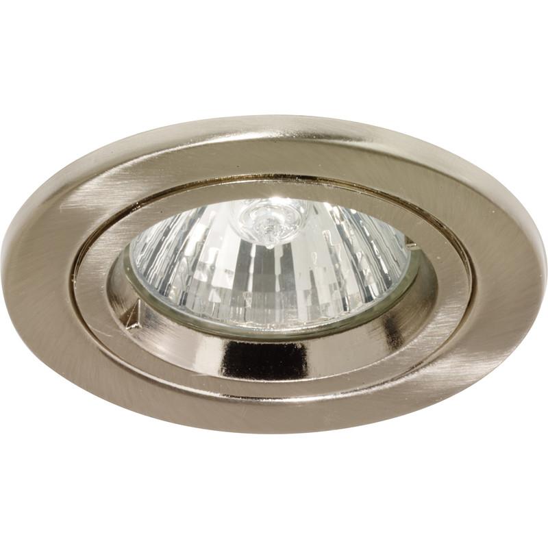 Cast Ring 240V/12V Fixed Downlight
