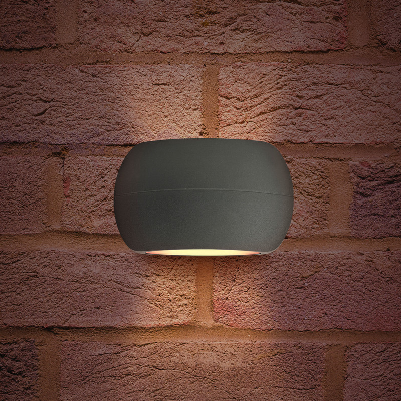 Integral LED Lux Stone Up & Down Wall Light IP54