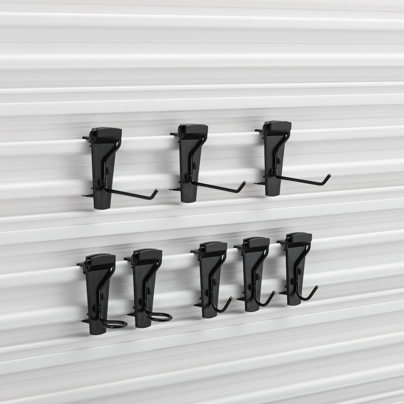 Stanley Track Wall System Hook Set