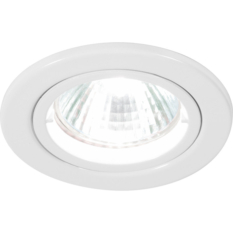 Cast Ring 240V/12V Fixed Downlight