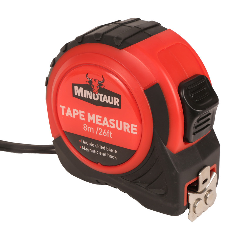 Minotaur Measuring Tape