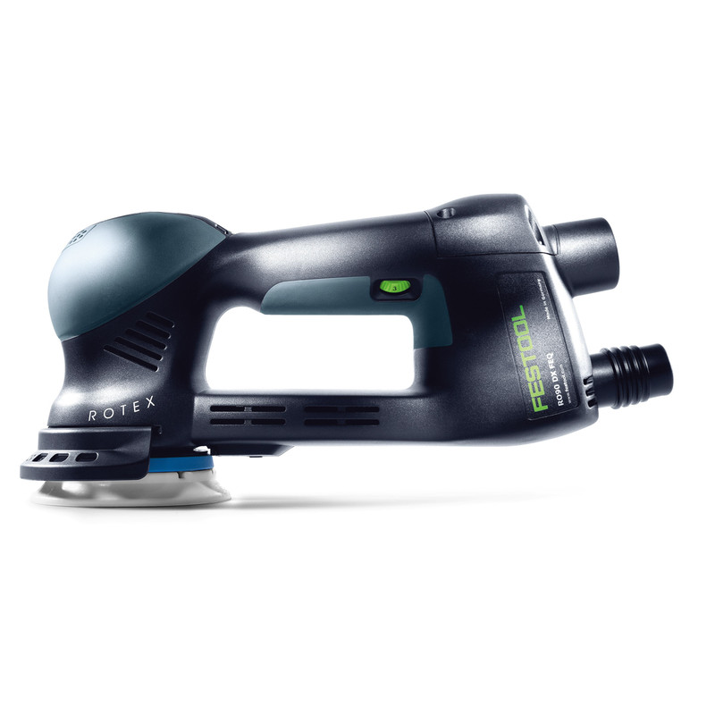 Festool RO 90 DX FEQ-Plus Rotex 90mm Geared Eccentric Sander