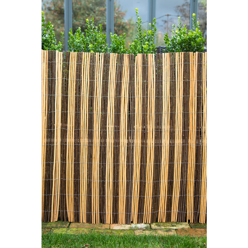 Dual Coloured Willow Screening