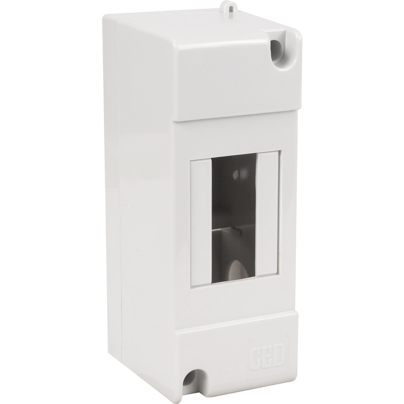 Moulded Enclosure For RCD/MCB