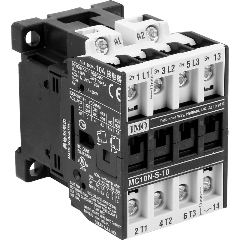 IMO 3 Pole Contactor