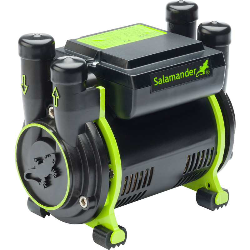 Salamander CT50 Xtra Regenerative Twin Shower Pump