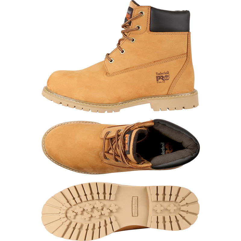 d27c37b2e373 Timberland Pro Waterville Women s Safety Boots Size 6