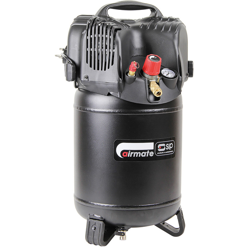 SIP 06249 Oil Free 24L 1.5HP Compressor