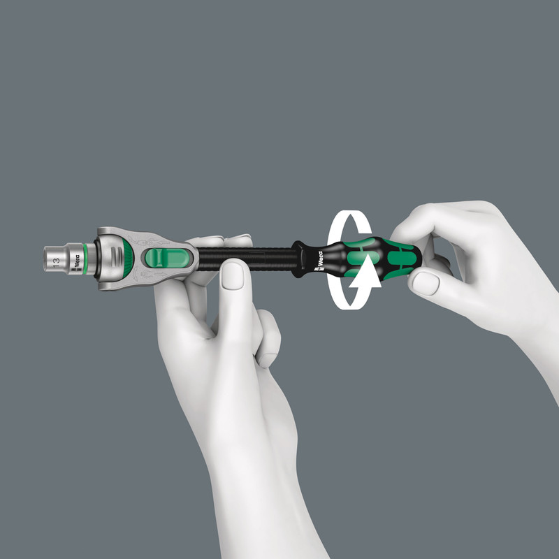 Wera 8000 Zyklop Multi Function Speed Ratchet