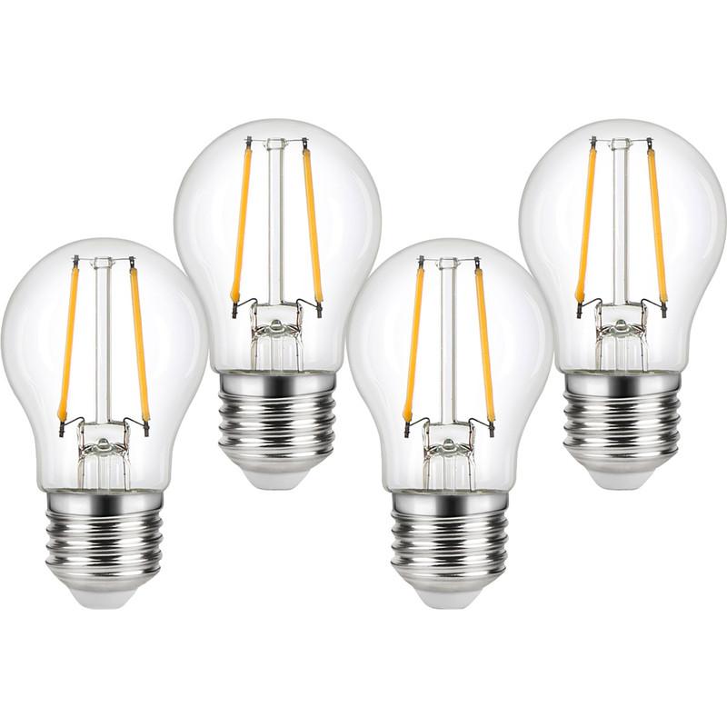 Wessex LED Filament Mini Globe Bulb Lamp