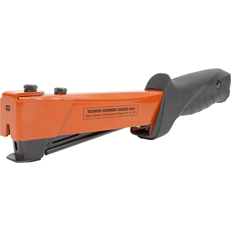Tacwise A54 Heavy Duty Hammer Tacker
