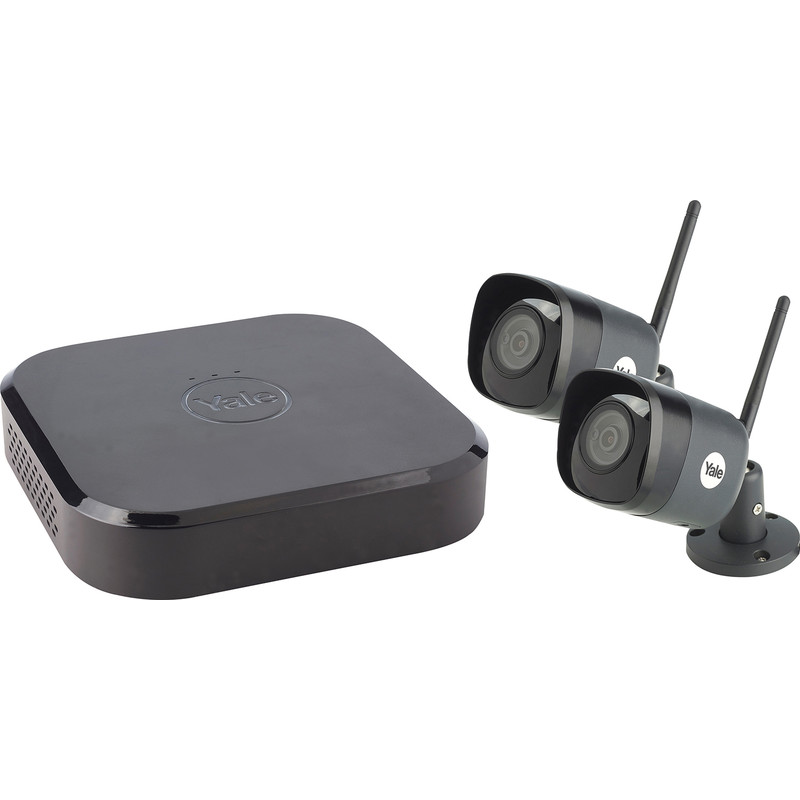Yale Smart Home CCTV WiFi Kit