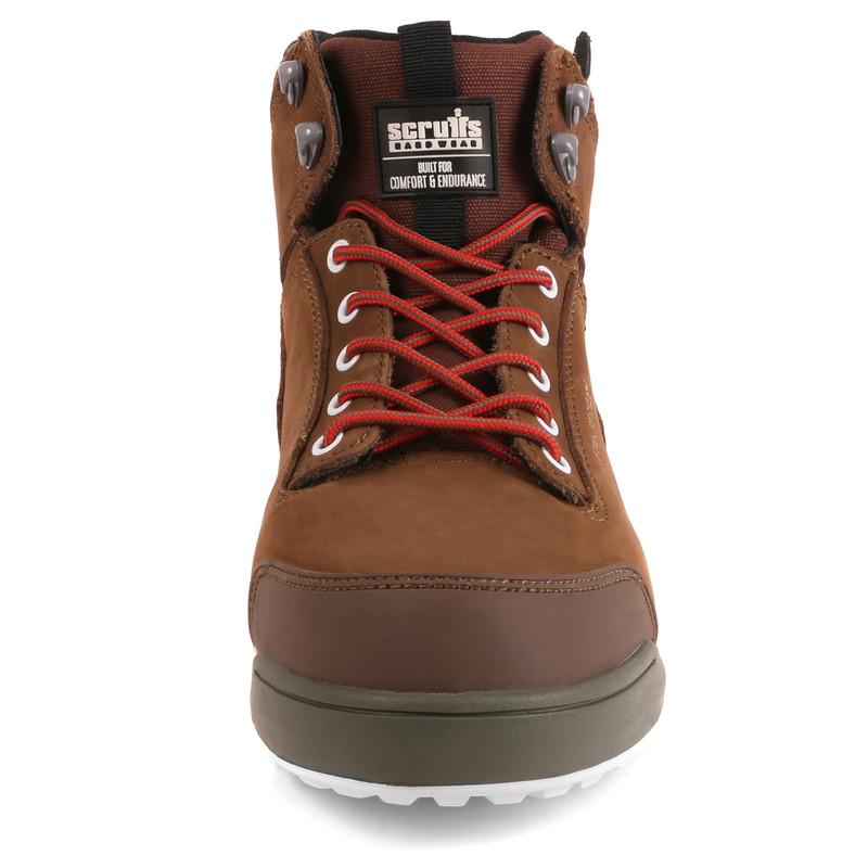 Scruffs Switchback Nubuck Safety Boots