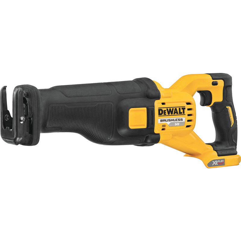DeWalt 54V XR FlexVolt High Power Reciprocating Saw