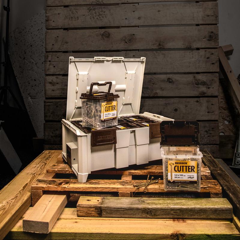 Reisser Crate Mate Case # 2