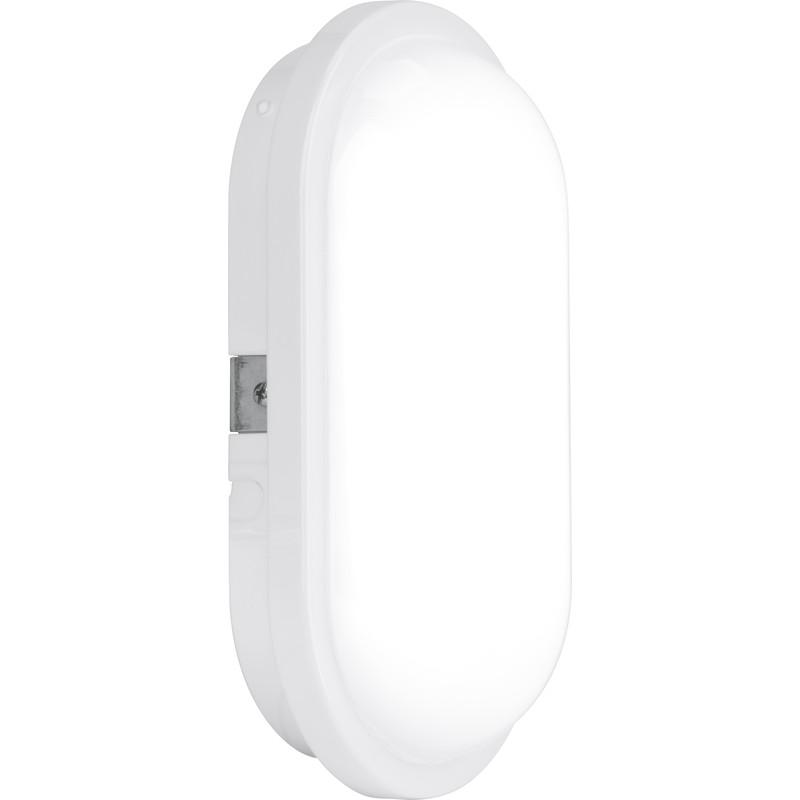 Utilite LED Oval Polycarbonate IP65 Utility Bulkhead