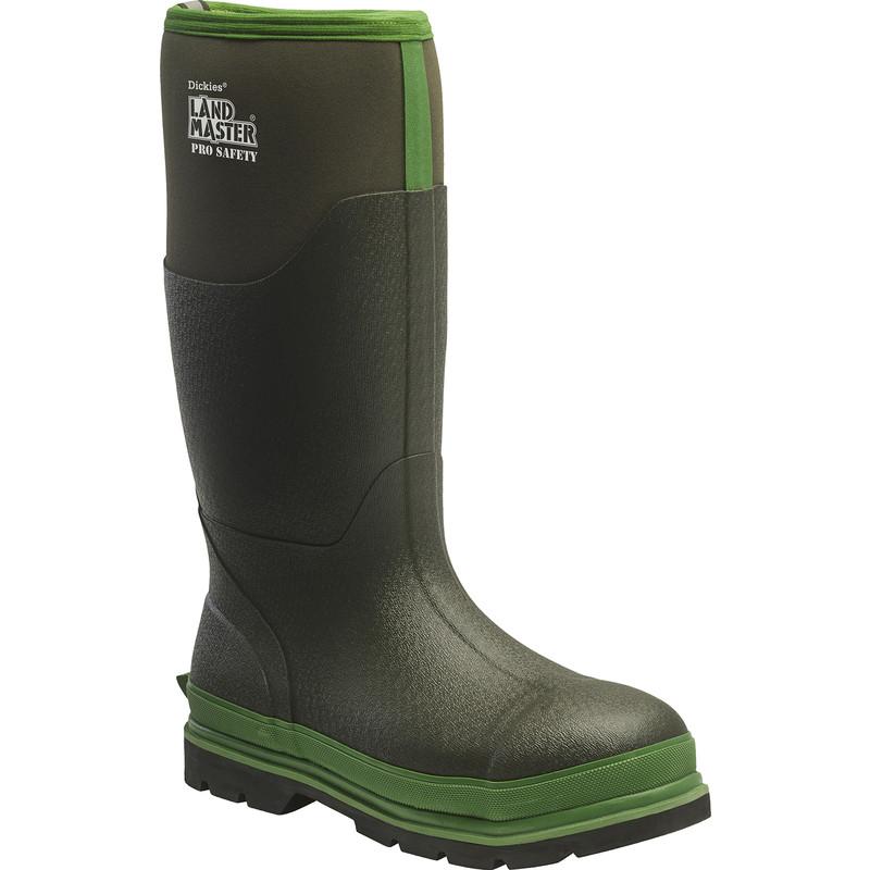 Dickies Landmaster Pro Safety Wellington Boots