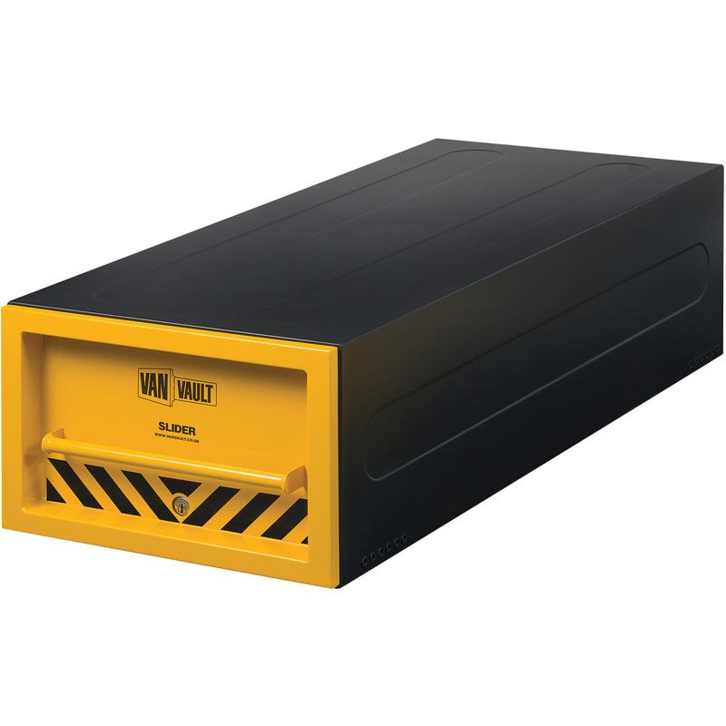 f90160eab53823 Van Vault Slider Storage Box 500mm (L) x 1200mm (D) x 310mm (H)
