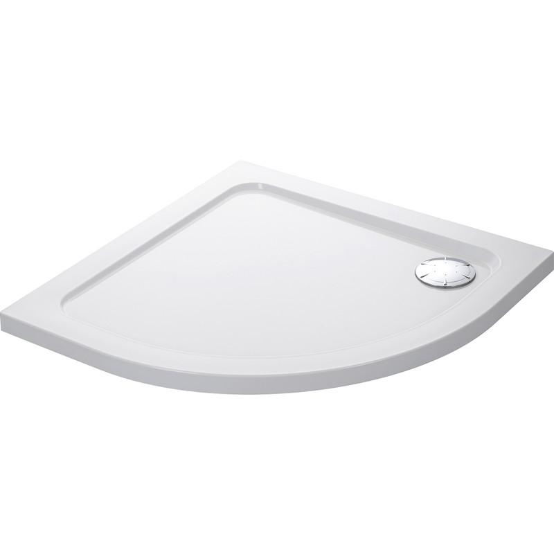 Mira Flight Low Quadrant Shower Tray