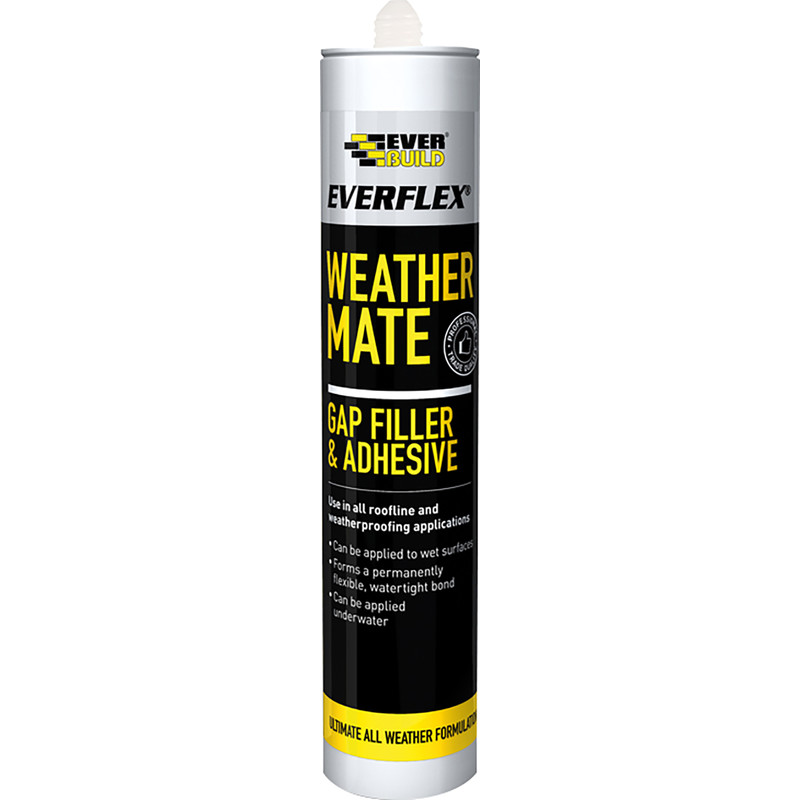 WeatherMate Gap Filler & Adhesive 310ml