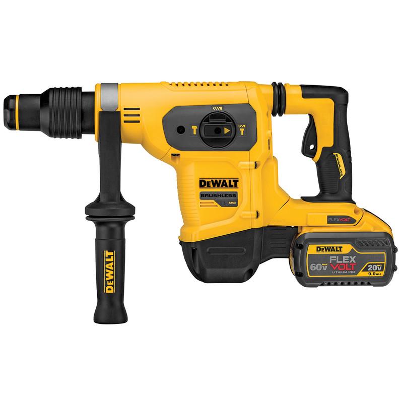 DeWalt DCH481X2 54V XR 5kg FlexVolt SDS Max Hammer Drill