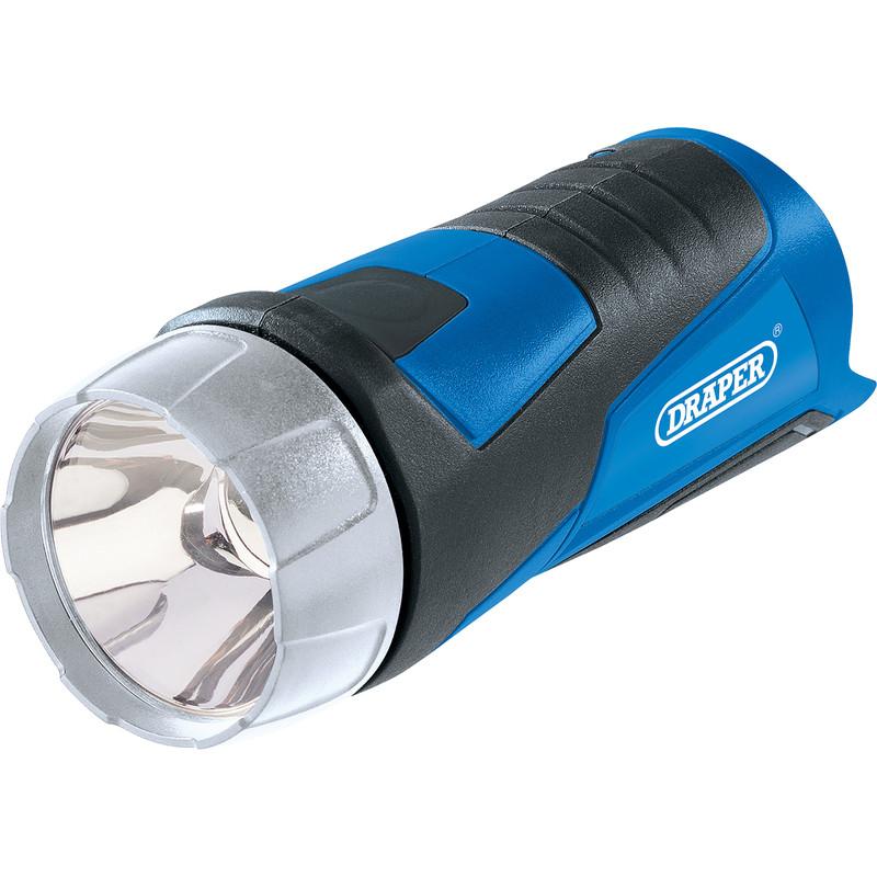 Draper 12V Cordless LED Torch