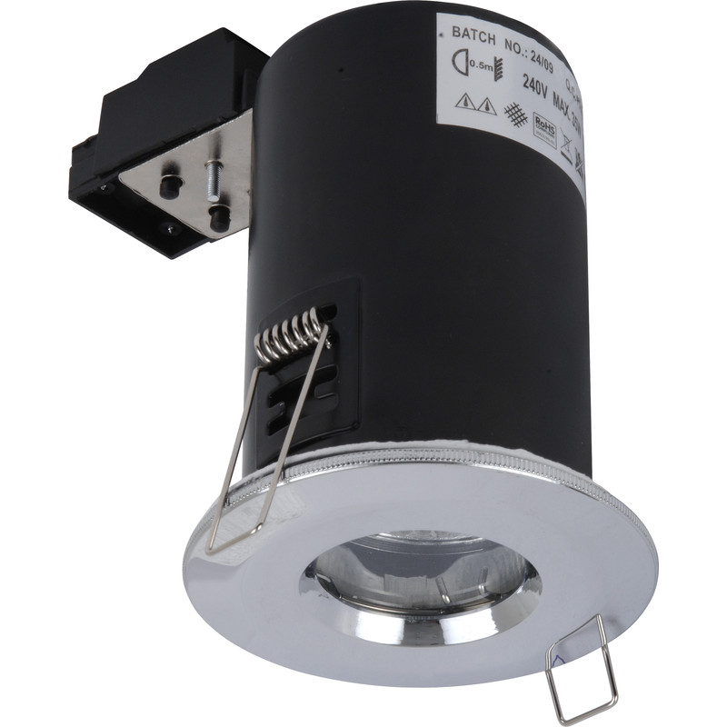 Fire Rated Cast IP65 GU10 Downlight