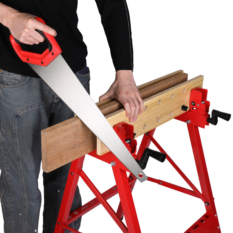 Minotaur Tilt & Fold Workbench