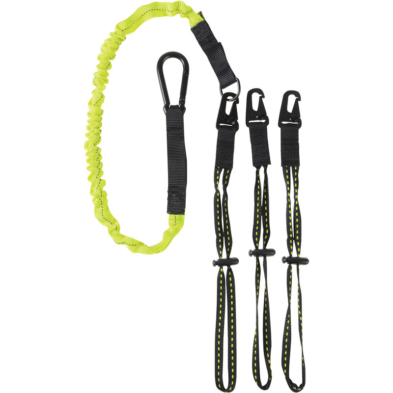 Tool Lanyard with Interchangeable Loops