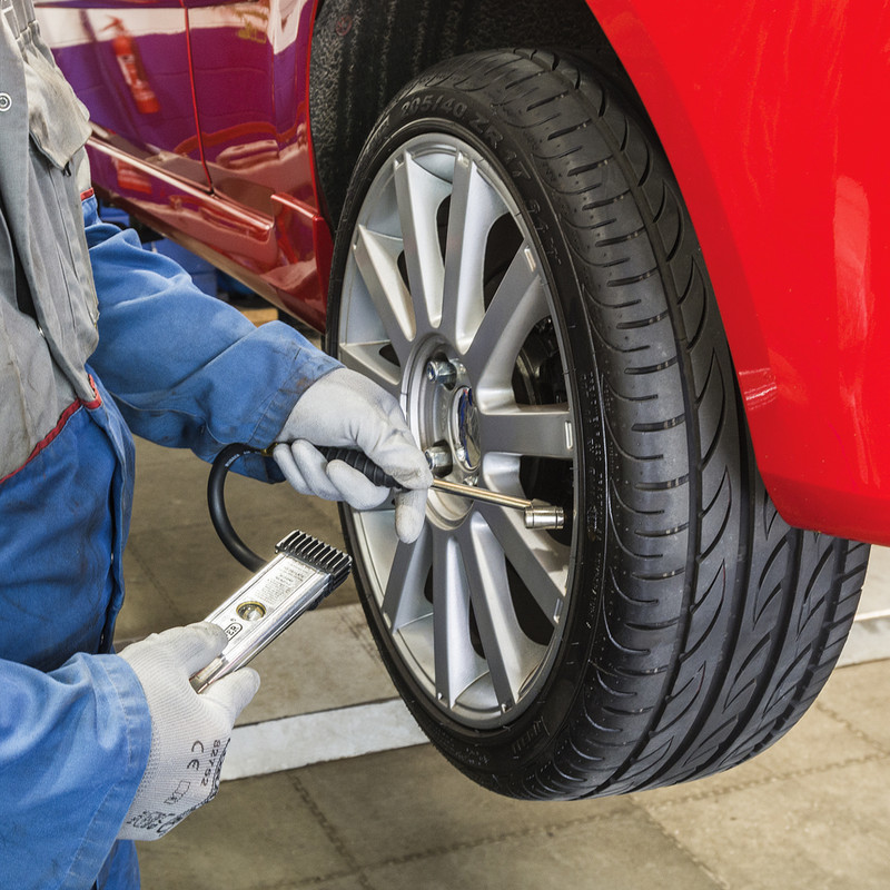 Draper Air Tyre Inflator